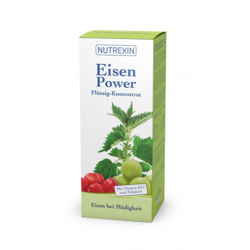 NUTREXIN Eisen Power flüssig Konz 500 ml