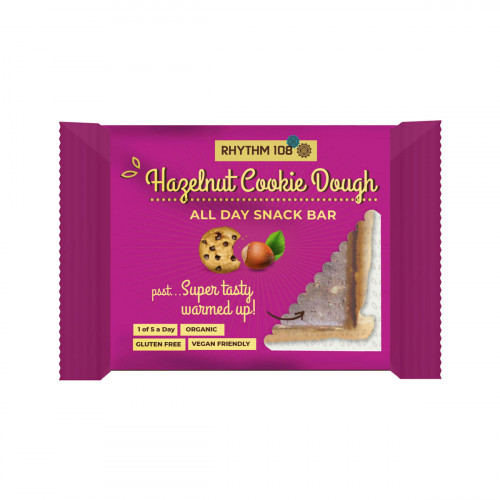 RHYTHM108 Hazelnut Cook Dough o Zuckerzu 42 g