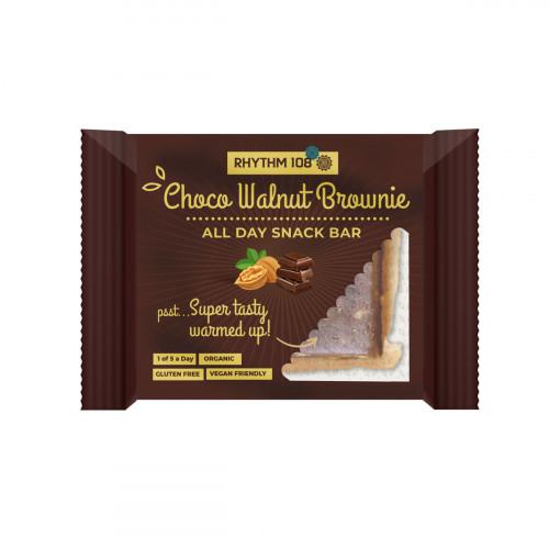 RHYTHM108 Choco Walnut Brown o Zuckerzu 42 g