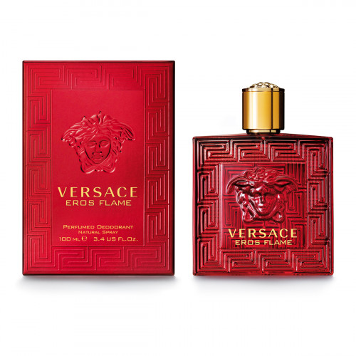 VERSACE EROS FLAME Perfumed Deo Spr 100 ml