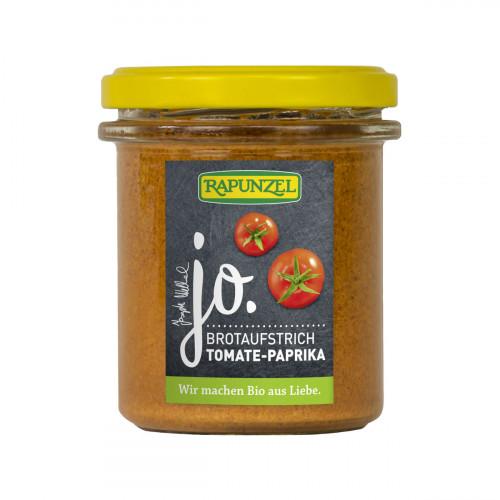 RAPUNZEL Brotaufstrich Tomate-Paprika Glas 140 g