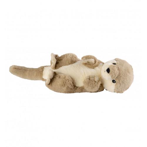 WARMIES Wärme-Stofftier Otter
