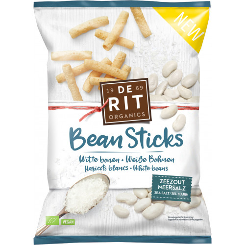 DE RIT Bean Sticks Meersalz Btl 75 g