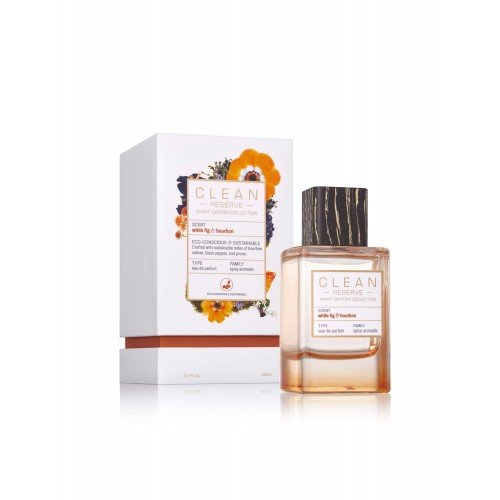 CLEAN AVANT Garden White Fig & Bourbon EDP 100 ml