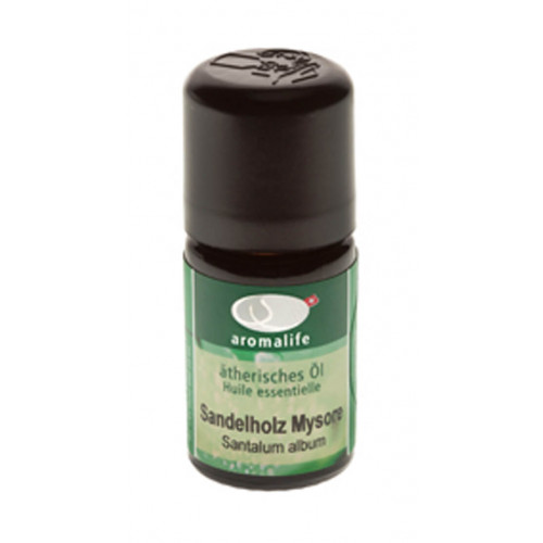 AROMALIFE Sandelholz Mysore Äth/Öl Fl 5 ml