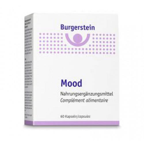BURGERSTEIN Mood Kaps 60 Stk