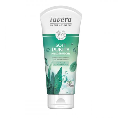 LAVERA Pflegedusche Soft Purity Bio Tb 200 ml