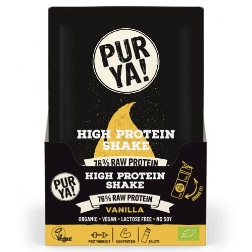 PURYA! Vegan High Protein Shake Vani Bio Btl 30 g