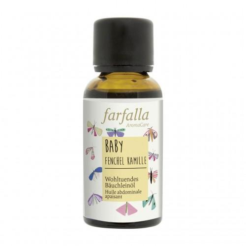 FARFALLA Baby Bäuchleinöl Fenchel Kamille 30 ml