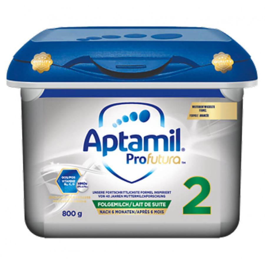 APTAMIL Profutura 2 Safebox Folgemilch 800 g