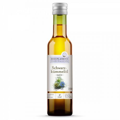 BIO PLANETE Schwarzkümmelöl nativ Fl 250 ml