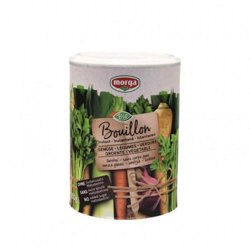 MORGA Gemüse Bouillon go clean fettfrei Bio 250 g