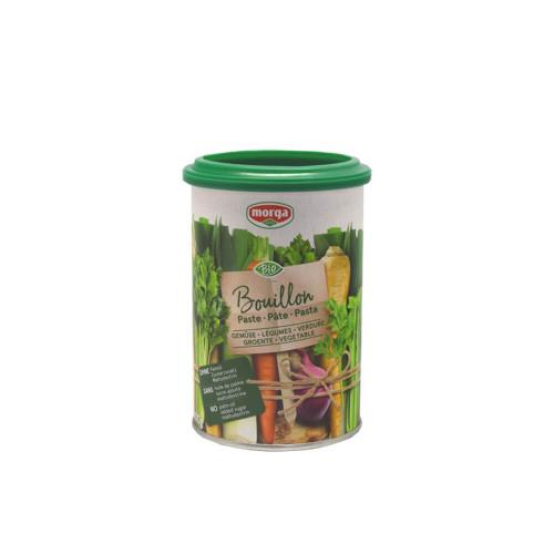 MORGA Gemüse Bouillon Paste go clean Bio Ds 400 g