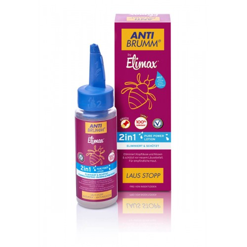 ANTI BRUMM BY ELIMAX Laus Stopp 2in1 Pu Lot 100 ml