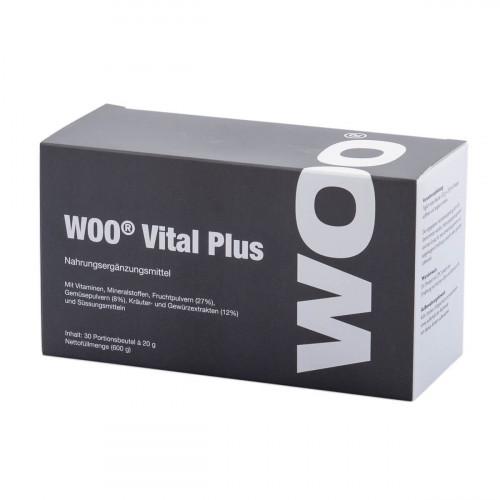 WOO Vital Plus Plv 30 Btl 20 g