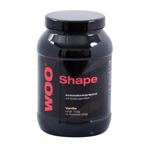 WOO Shape Plv Vanille Ds 750 g