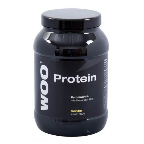 WOO Protein Plv Vanille Ds 600 g