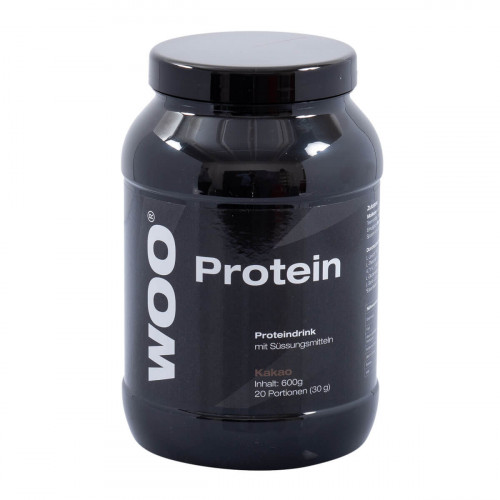 WOO Protein Plv Kakao Ds 600 g