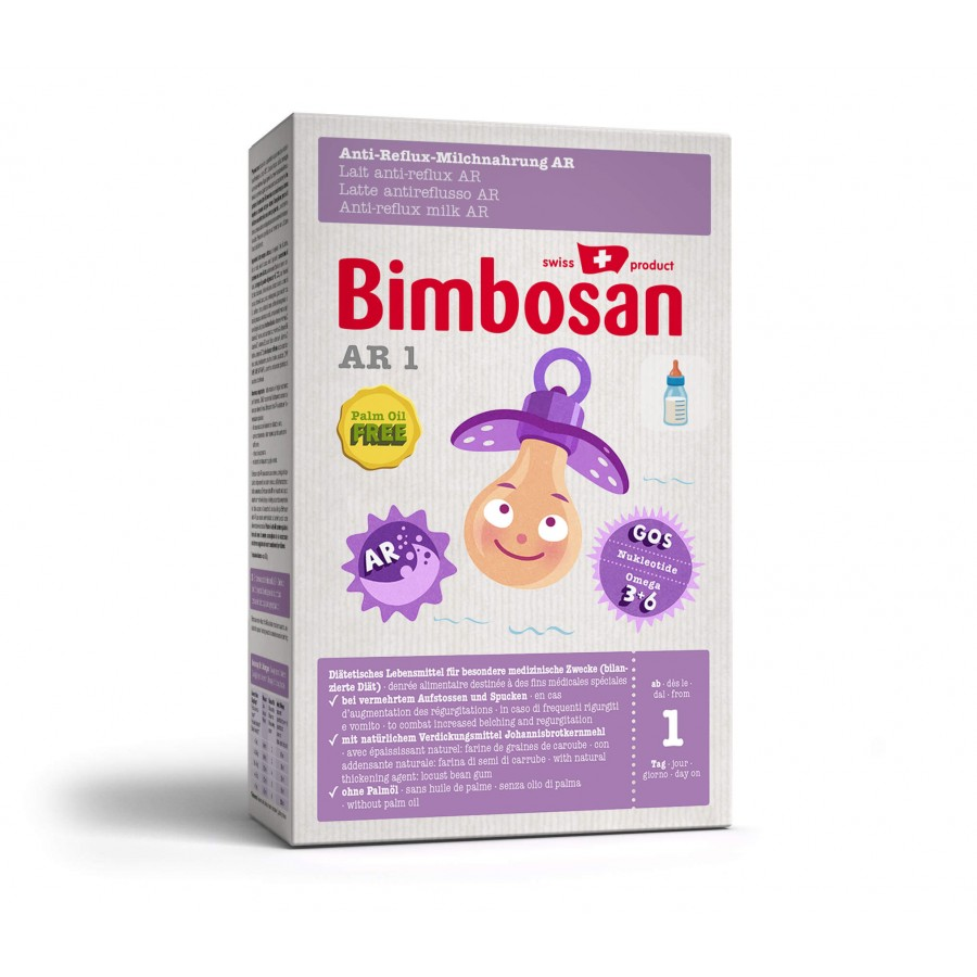 BIMBOSAN AR 1 Säuglingsmilch ohne Palmöl 400 g