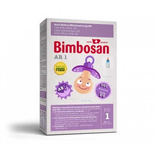 BIMBOSAN AR 1 Säuglingsmilch Reiseportion 5 x 25 g
