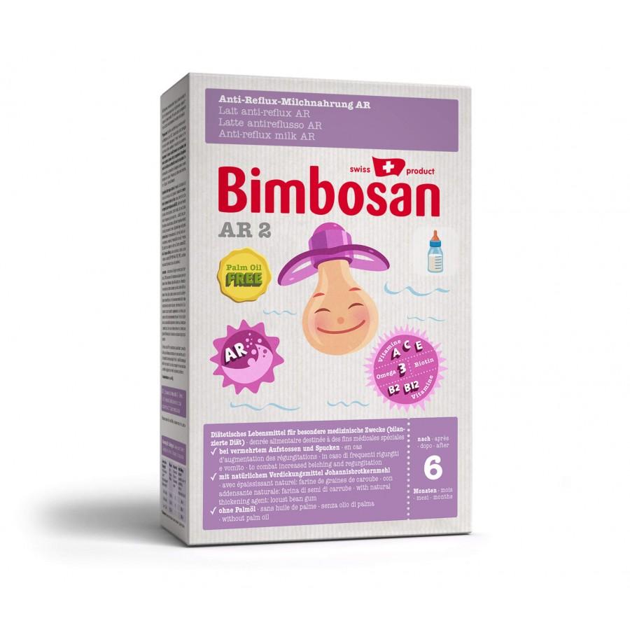 BIMBOSAN AR 2 Folgemilch ohne Palmöl 400 g