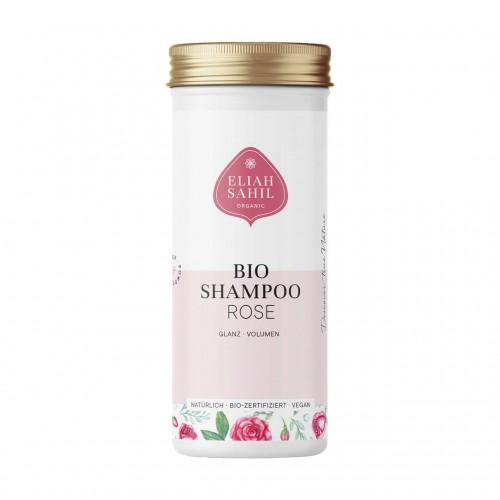 ELIAH SAHIL Shampoo Rose Pulver Glanz Volumen 100 g