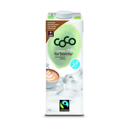 DR MARTINS Coco Milch Barista Tetra 1000 ml