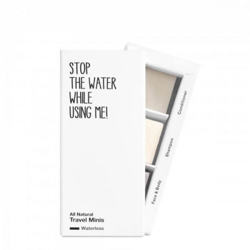 STOP THE WATER STOP  Travel Minis 2019 3 x 10 g
