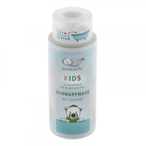 AROMALIFE Kids Schaumbad Schnupfnase 300 ml