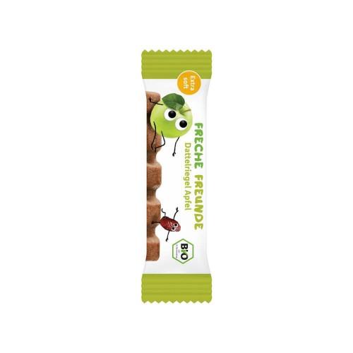 FRECHE FREUNDE Dattelriegel Apfel 17 g