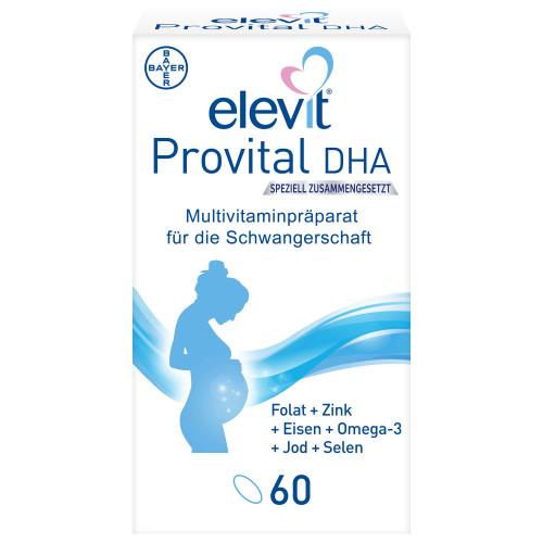 ELEVIT Provital DHA Kaps 60 Stk