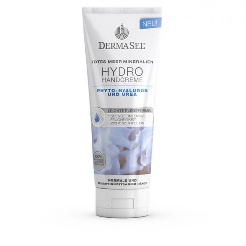 DERMASEL Handcreme Hyaluron Booster DE Tb 75 ml