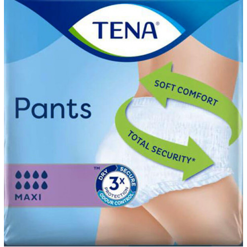 TENA Pants Maxi XL 10 Stk