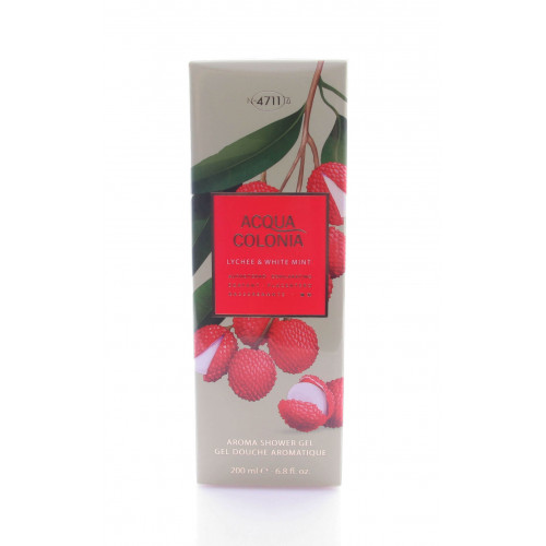 4711 ACQUA COLONIA Lychee&White Aroma SG 200 ml