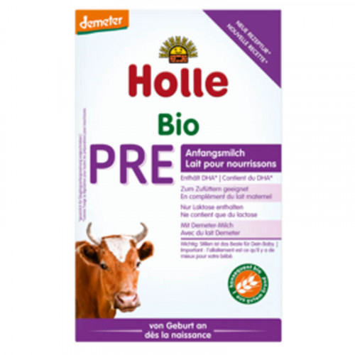 HOLLE Bio-Anfangsmilch PRE 400 g