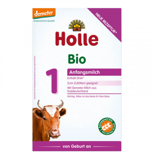 HOLLE Bio-Anfangsmilch 1 400 g