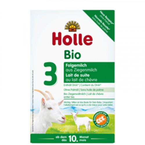 HOLLE Bio-Folgemilch 3 aus Ziegenmilch 400 g