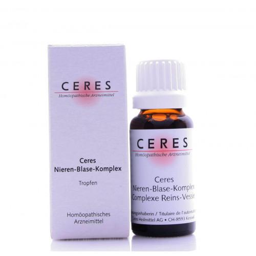 CERES Nieren-Blase-Komplex Tropfen Fl 20 ml