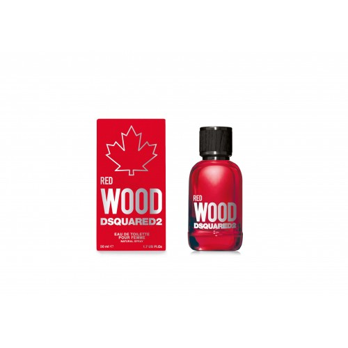DSQUARED² WOOD RED W EDT Nat Spr 50 ml