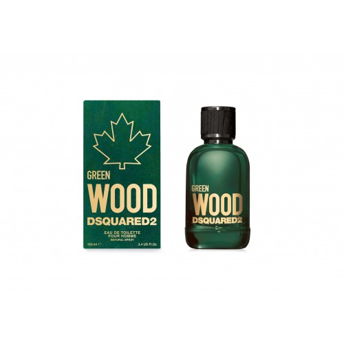 DSQUARED² WOOD GREEN EDT Nat Spr 100 ml