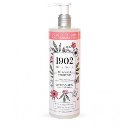 BERDOUES MILLE FLEUR Shower Gel 400 ml