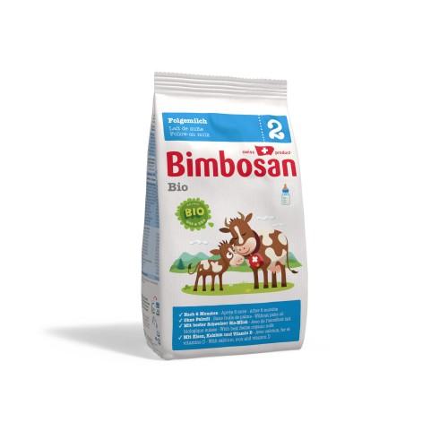 BIMBOSAN Bio 2 Folgemilch refill 400 g