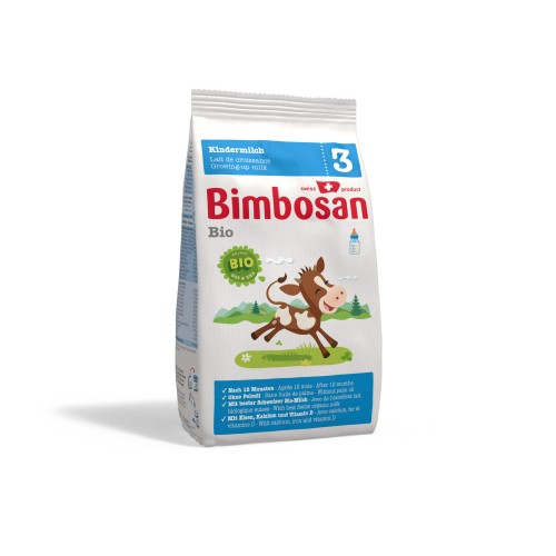 BIMBOSAN Bio 3 Kindermilch refill 400 g
