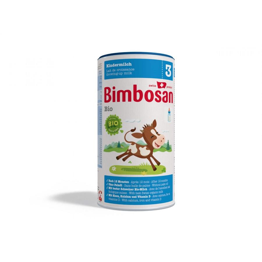 BIMBOSAN Bio 3 Kindermilch Ds 400 g