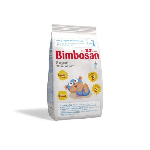 BIMBOSAN Super Premium 1 Säuglingsmilch ref 400 g