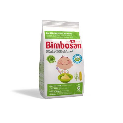 BIMBOSAN Bio-Mais-Milchbrei (neu) 280 g