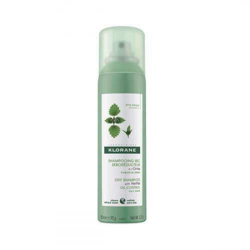 KLORANE Trockenshampoo Brennness (neu) Spr 50 ml