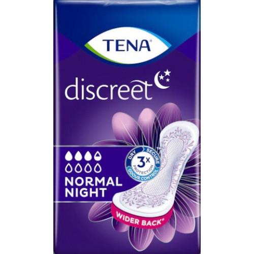TENA discreet Normal Night 10 Stk