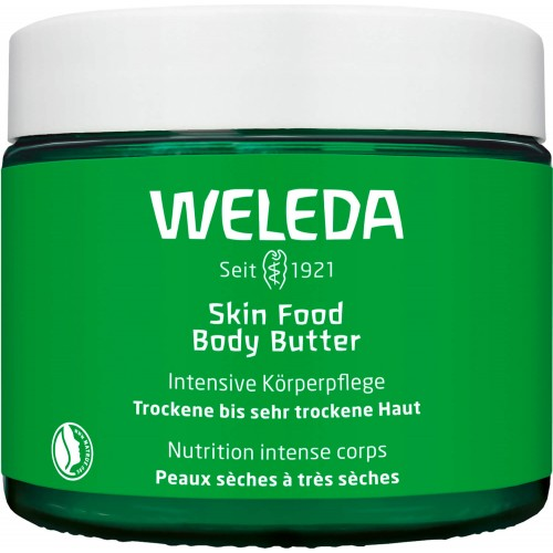 WELEDA Skin Food Body Butter (neu) Topf 150 ml