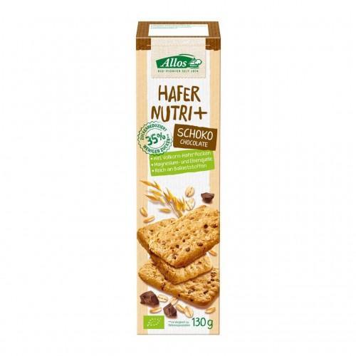 ALLOS Hafer Nurtri+ Schoko 130 g
